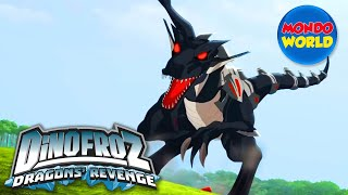Dinofroz 2 Dragons' Revenge ep. 5 The Legend of Firerock