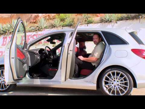 Mercedes Benz B Class 220 CDI 4Matic | 2015 | Review | Test Drive | 1080p | English