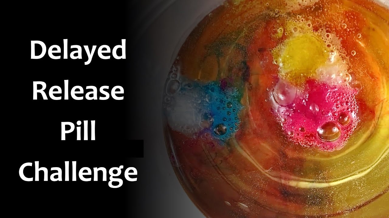 Download Delayed Release Pill Challenge