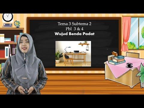 Video Pembelajaran Tematik Kelas 3 Tema 3 Subtema 2…