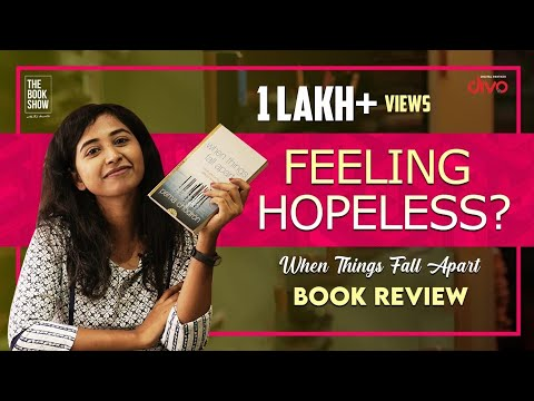 Feeling Hopeless? When Things Fall Apart Book Review | The Book Show ft. RJ Ananthi
