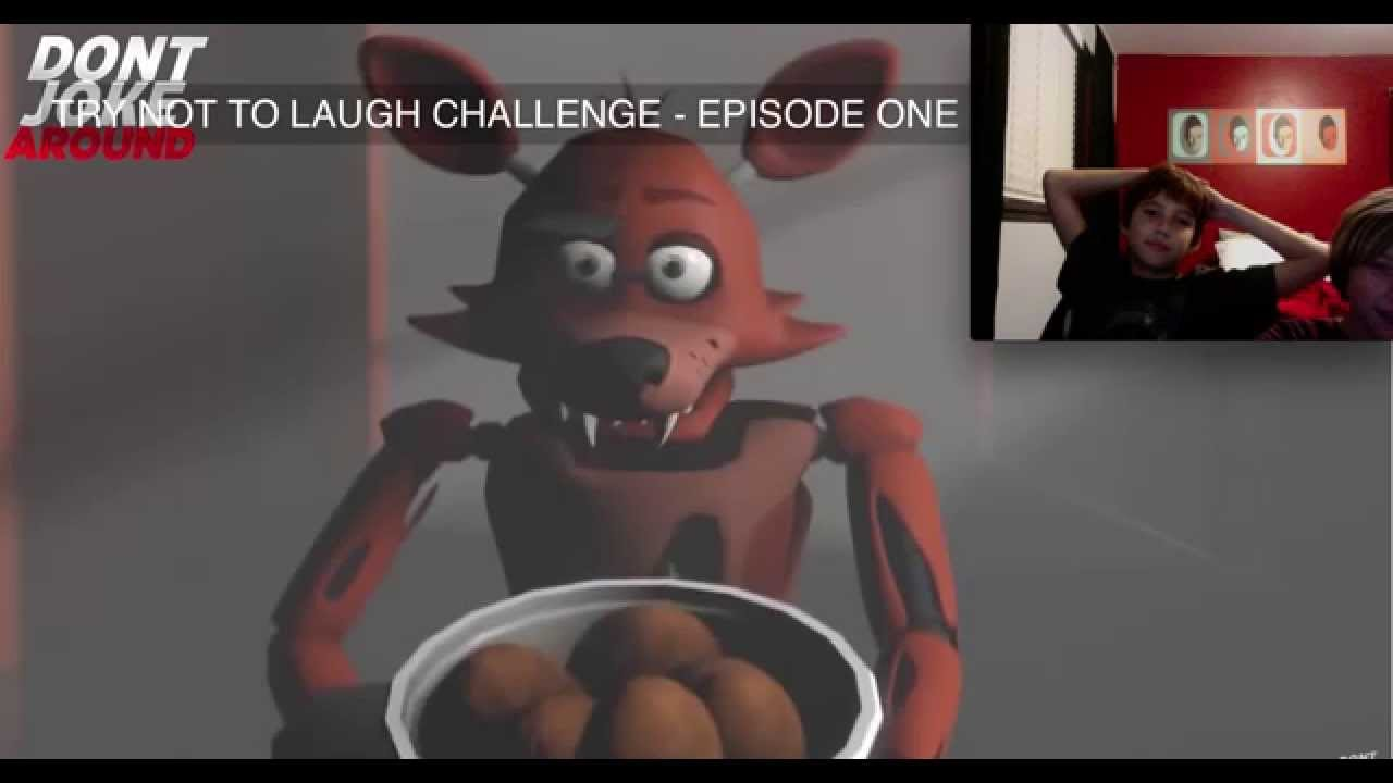 Try Not To Laugh Challenge Fnaf Edition W Fazbear And