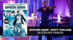 Officer Down - Dirty Copland (Deutscher Trailer) || KSM