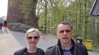 Карловы Вары (Karlovy vary) Часть #6: Экскурсия на смотровую башню Диана (фуникулёр) #Авиамания