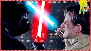 If Disney Made Star Wars - Randomness