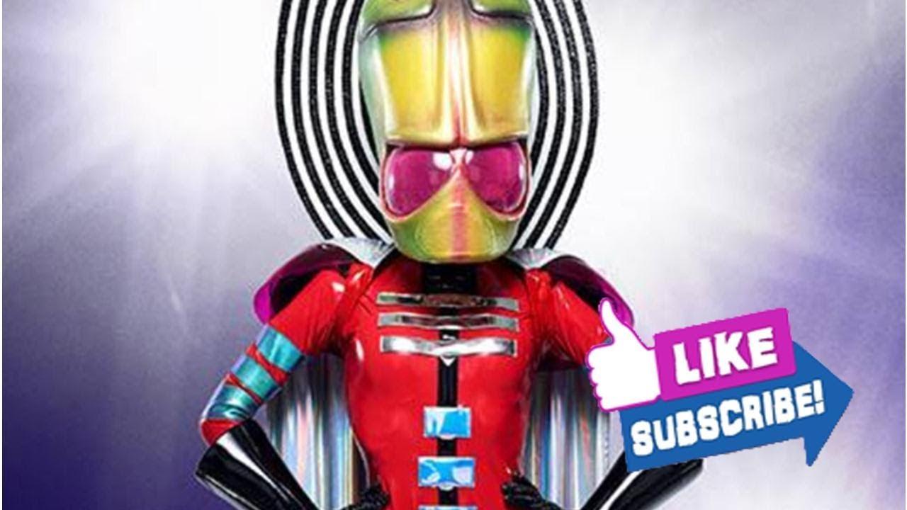 'The Masked Singer' spoiler: The Alien is
