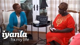 Why Iyanla Believes Secrets Are Killing the Pace Sisters | Iyanla: Fix My Life | OWN