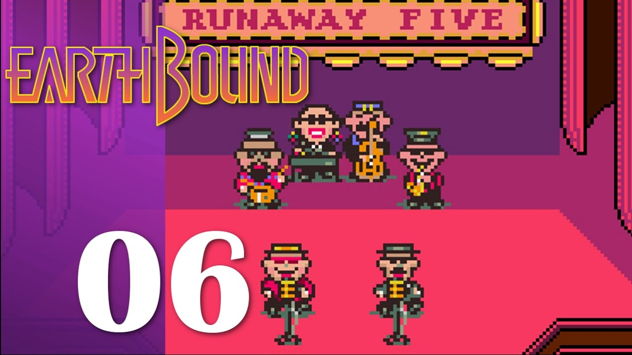earthbound runaway five - photo #18