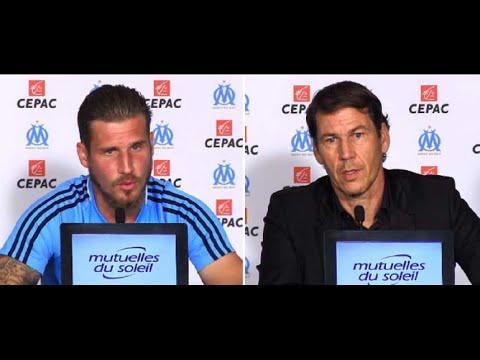 La conférence de presse de Sertic et Garcia en intégralité