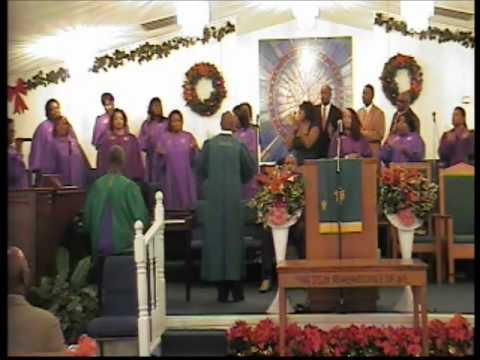 GREATER FAITH GOSPEL CRUSADE CHOIR SINGS