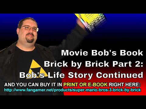 MovieBob's Private Vietnam/ Suicide Note: Super Mario Bros. 3: Brick by Brick (Part 2)
