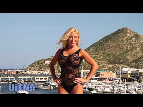 Sheer French Lace W107 | UjENA Swimwear