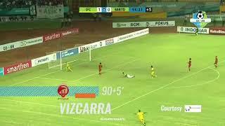 Download Video Goal cantik Esteban Vizcarra- Sriwijaya fc (2) Vs (0) Ps Barito Putra MP3 3GP MP4