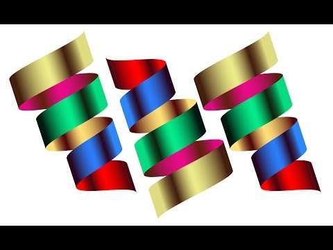 How to Create a 3D Ribbon in Adobe Illustrator