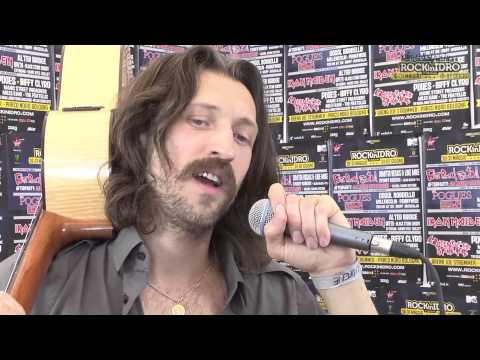 GOGOL BORDELLO Interview - ROCK IN IDRO 2014 DAY 2