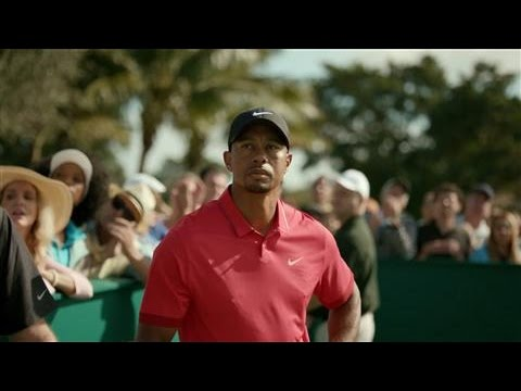 Torch Passes From Tiger Woods to McIlroy in Nike Ad