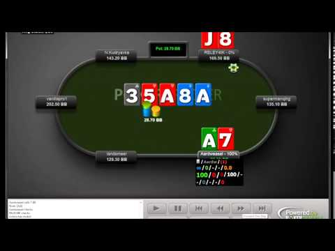 Poker Strategy - Defending Blinds Postflop - Part 1