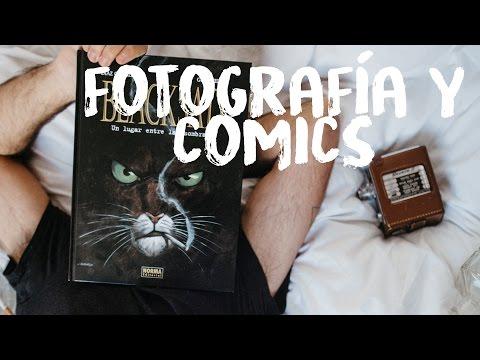 Fotografía y cómics | Inspiración fotográfica.