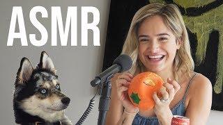 Trying ASMR   My Dog Tries ASMR