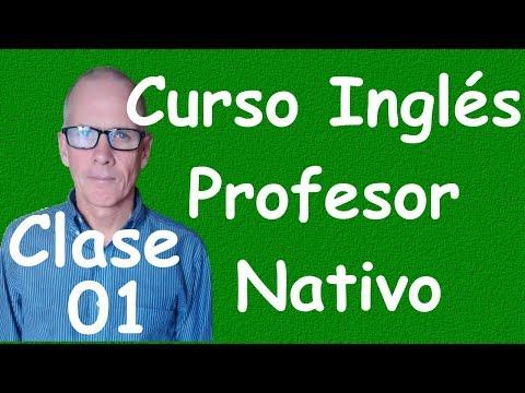 Curso de ingles para principiantes (A1 CEF) clase 01