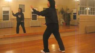 Easy Tai Chi Form: The 12 O