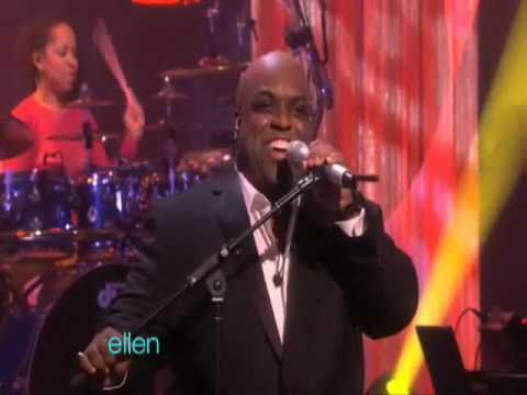 F*ck You [uncensored] - Cee-Lo Green [Live on Ellen]