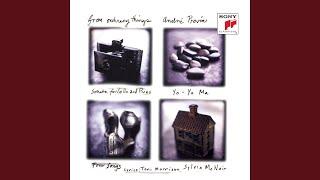Vocalise for Soprano, Cello and Piano (1995)