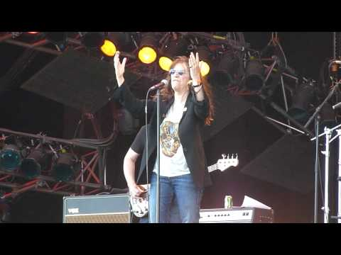 Patti Smith - People Who Died (Live at Roskilde Festival, July 3rd, 2010)