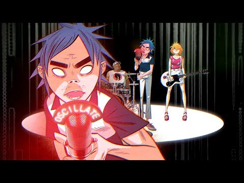 Gorillaz - Tranz (Official Video)