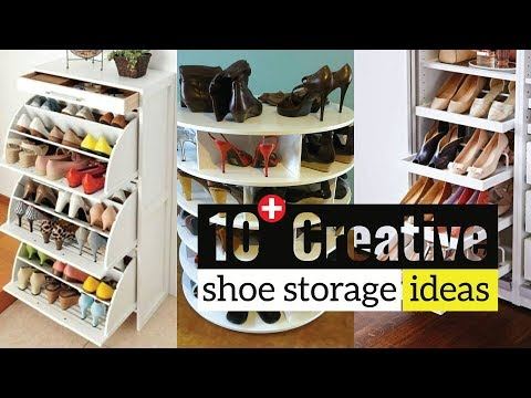 Shoe Storage Ideas For Small Es