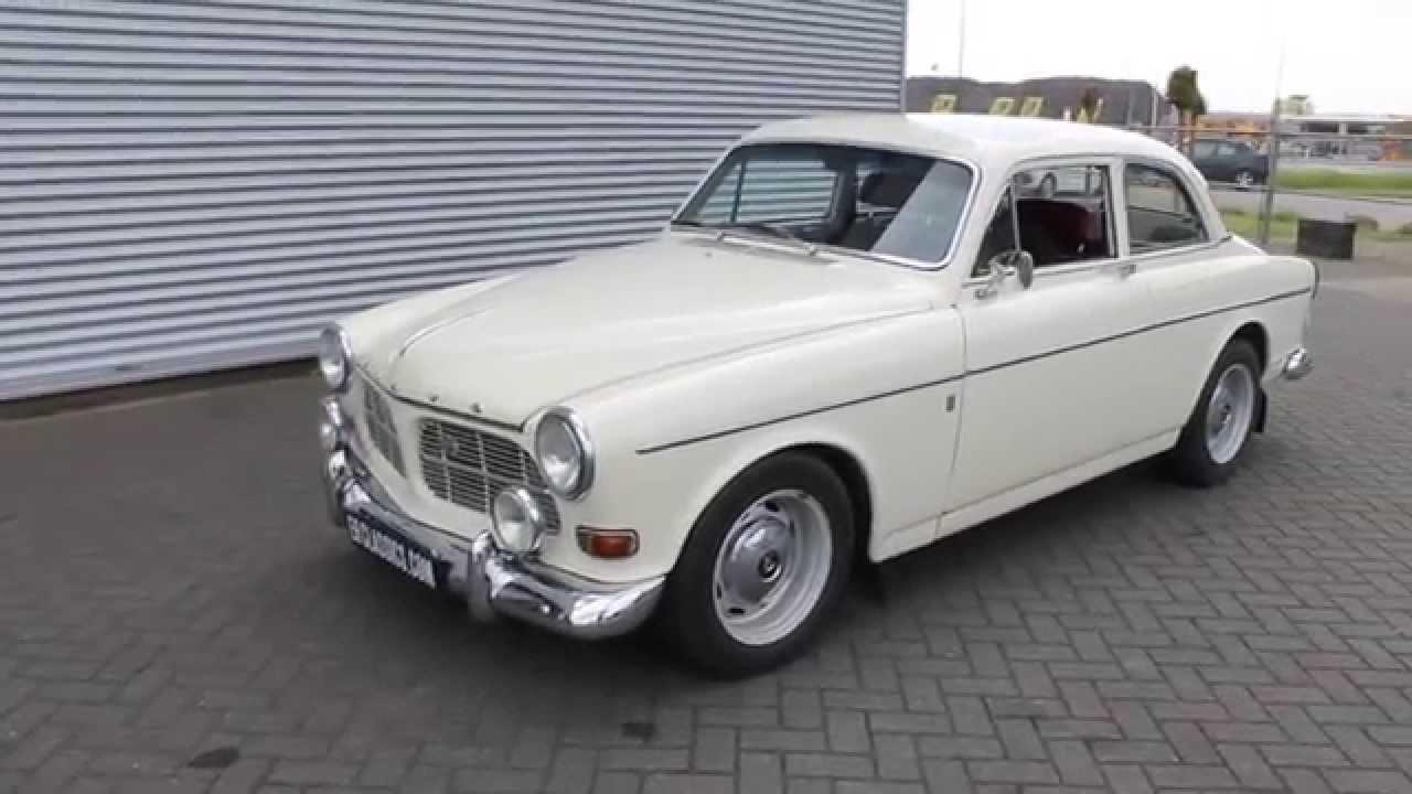 Volvo Amazon 123 Gt 1967 Original Holland Car Good