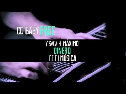 ¡Vende tu música online de forma gratuita con CD Baby Free!