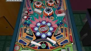 Future Pinball: American Pinball by Tomy