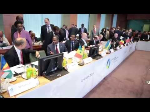 President Kagame attends EU-Africa Summit- Brussels, 2 April 2014