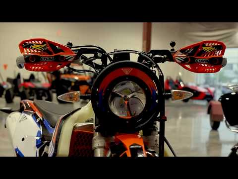 Trail Tech    7 Inch LED Headlight Overview