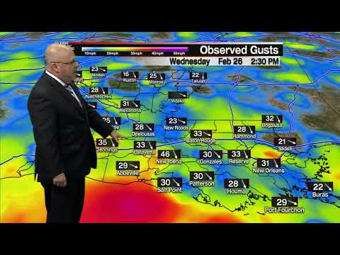 Rob's weather forecast part 1 02-26-20 6pm