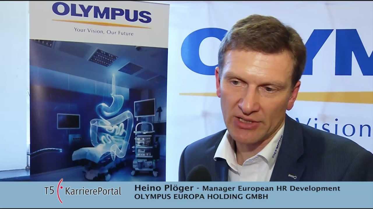 Olympus Europa Holding GmbH - YouTube