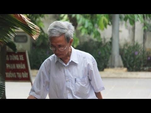 Sáng nay Nguyễn Khắc Thủy đến trại giam thi hành á.n 3 năm t.ù