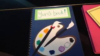 Spelling & Art Book 'Hippopotamus Song'