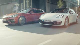 Нові Porsche Panamera