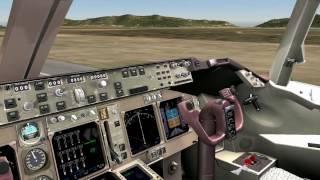 X-Plane 10 Spain UHD Ibiza - Mallorca