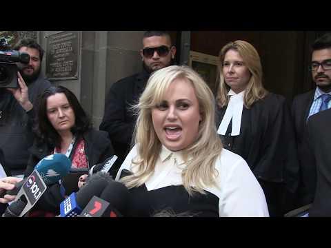 'REBEL WILSON - labels BAUER MEDIA bullies after winning defamation case' 15/7/17 pt.1