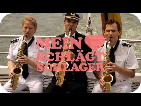 Captain Cook und seine singenden Saxophone - Ein Stern, der deinen Namen trägt (Offizielles Video)