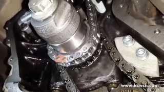Замена цепи на Opel Vivaro 2.0 CDTi