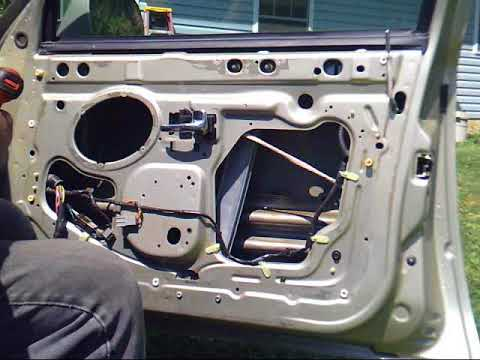 1997 Lincoln Window Regulator