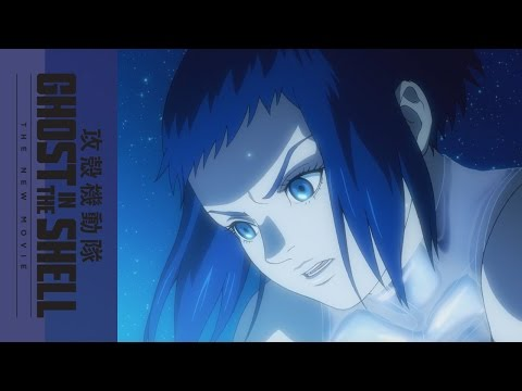 Ghost in the Shell: The New Movie – Theatrical Trailer