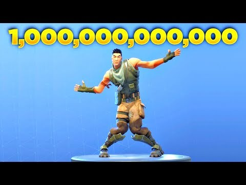 I Played Fortnite Default Dance Over 1 Trillion Times and This Happened... thumbnail