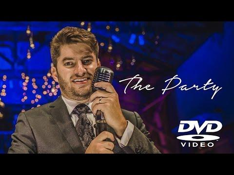 DVD The Party - Show Paulo José