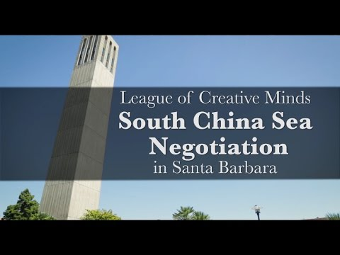 LCM Middle School Santa Barbara Conference | South China Sea Negotiations