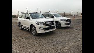 2019 Toyota Land Cruiser VX EXECUTIVE LOUNGE Full Option In Dubai